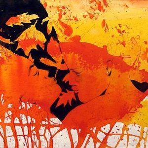 Aquarell der Künstlerin Gudrun Trendafilov