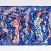 """Farbradierung """"Zweite kleine Wunderwelt"""" des Künstlers Andreas Dress"""