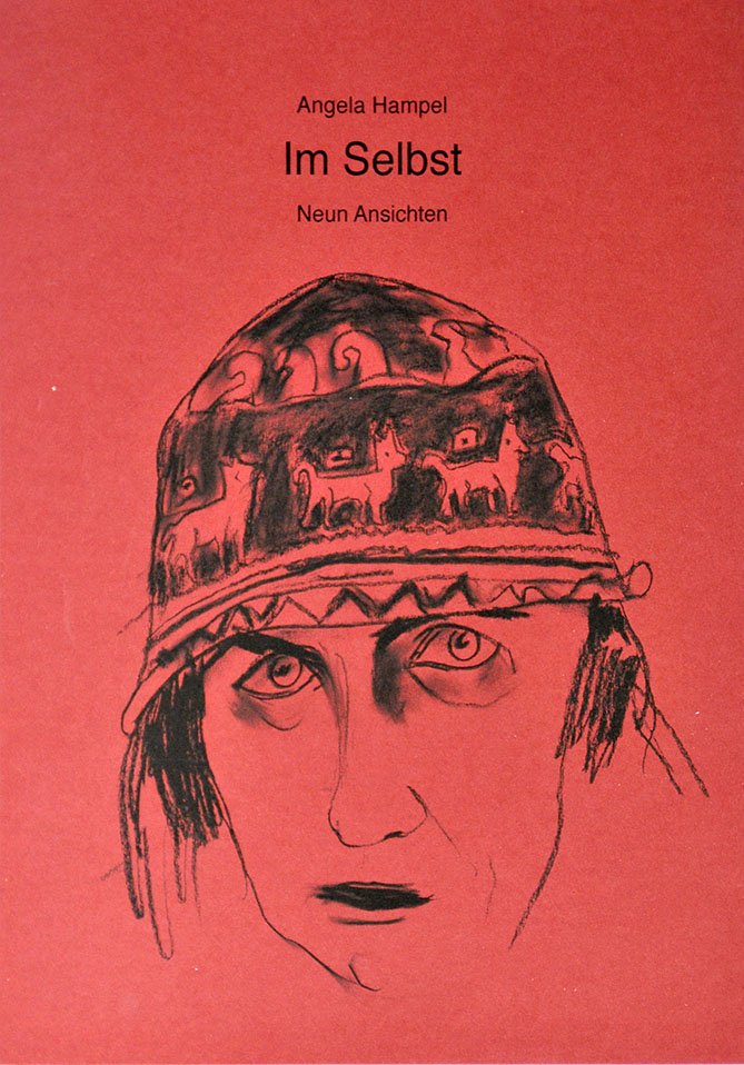 Künstlerbuch mit Werkabbildungen der Künstlerin Angela Hampel von 2012.